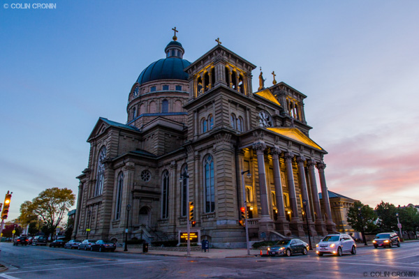 Milwaukee Basilica of St. Josaphat